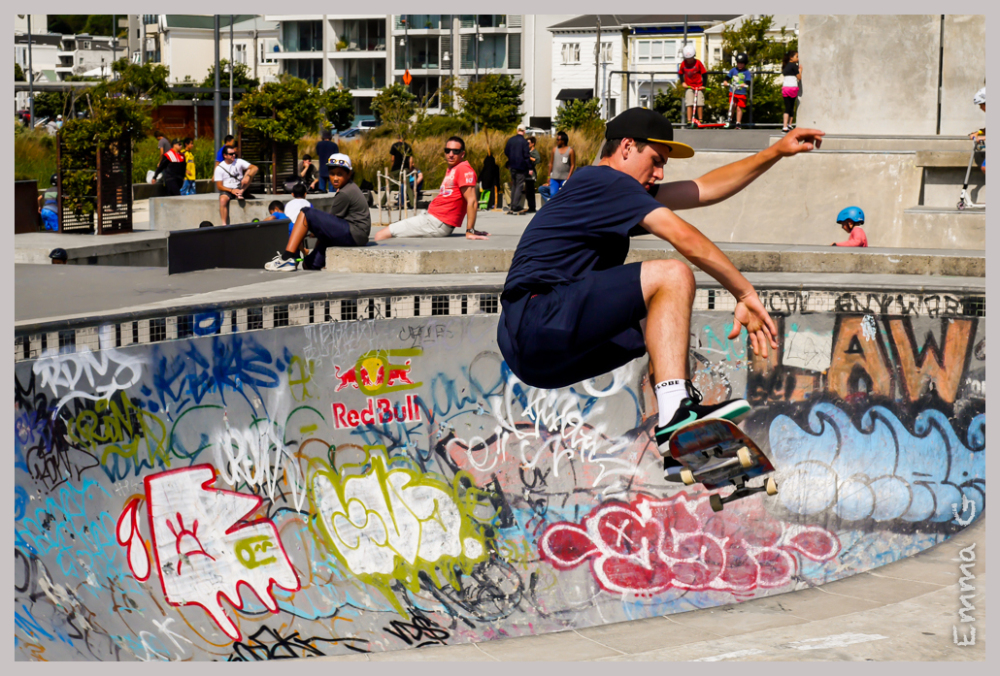 Wellington Skateboard Park