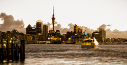 Auckland Harbour Views...