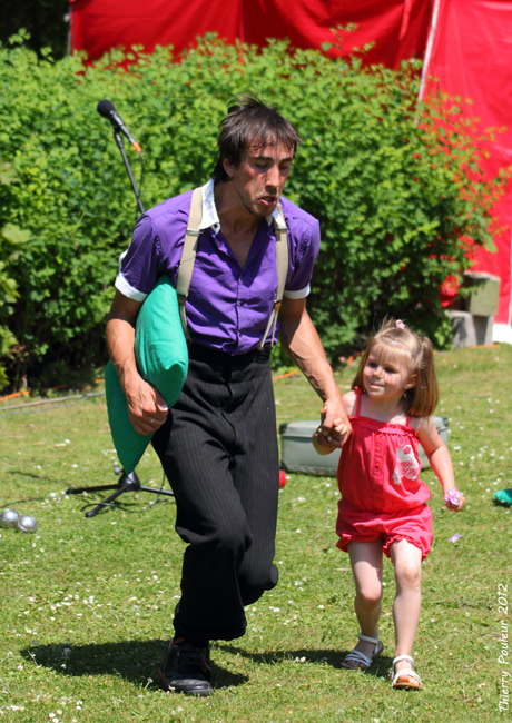 Chevetogne fait son cirque 2012