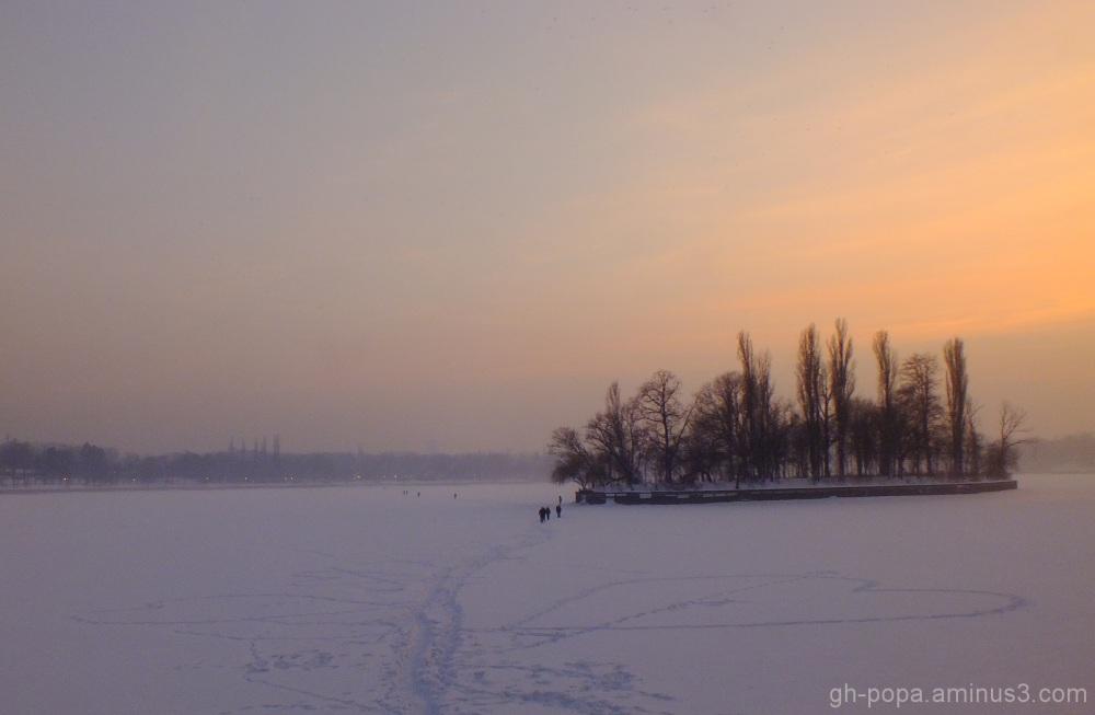 I love winter !