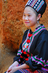 Karen Woman (North Thailand)