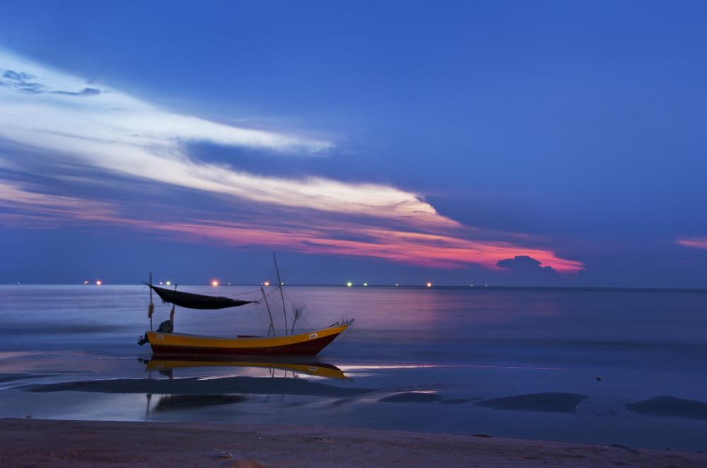 Boat on Beach
