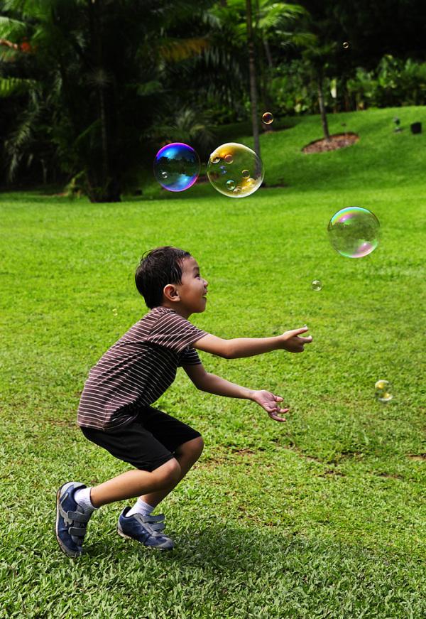 Joy of Childhood #1