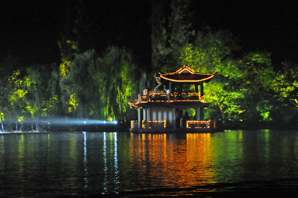 Impression West Lake - a Zhang Yimou Spectacular