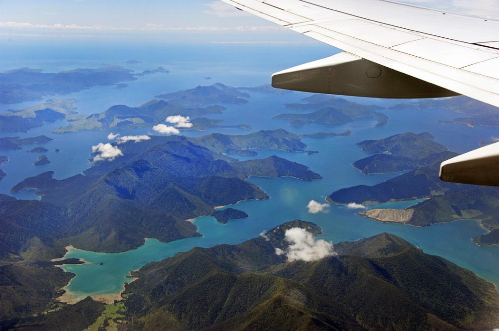 Queen Charlotte Sounds - New Zealand