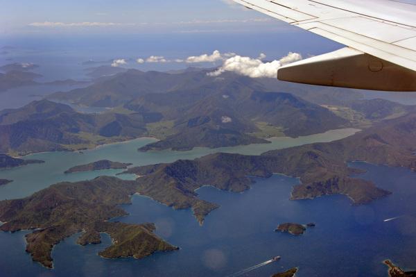 Queen Charlotte Sounds - New Zealand