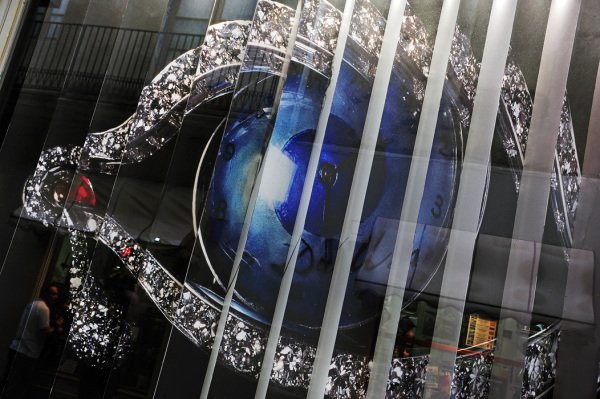 The Eye of Dali