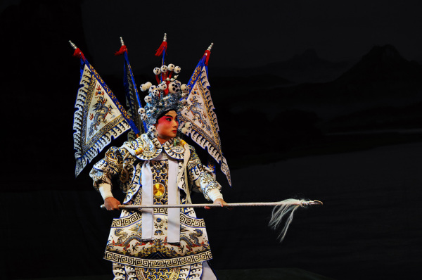 Roles in Chinese Opera - Male (Martial) : Warrior