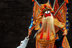 Roles in Chinese Opera - A Loyal General
