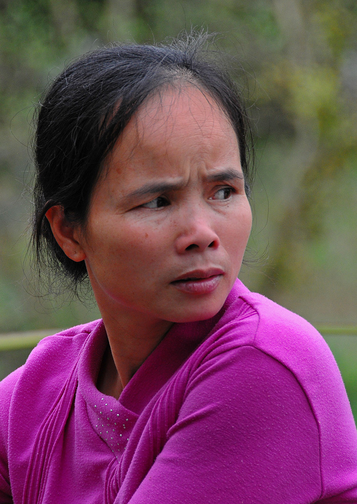 Guangxi Woman