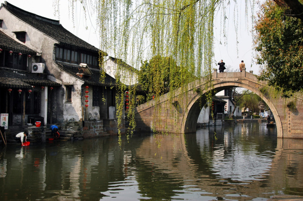 Huanxiu Bridge - Xitang