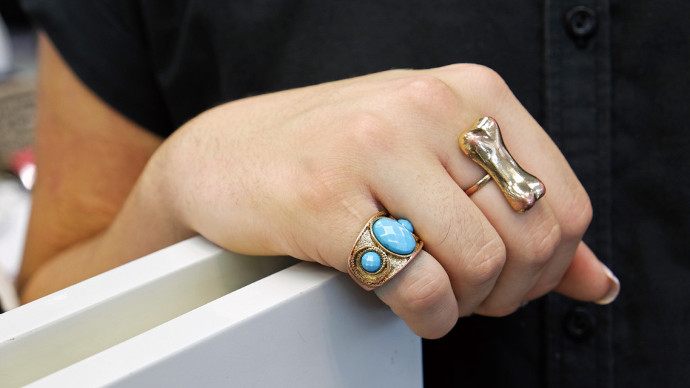 Rings for the Fingers