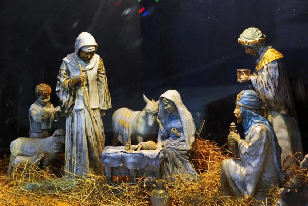 Nativity Scene #2