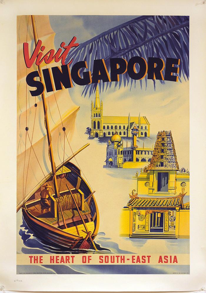 Visit Singapore - 2015