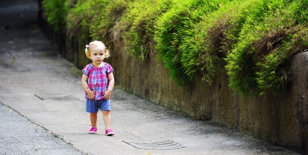 Little Blonde Girl