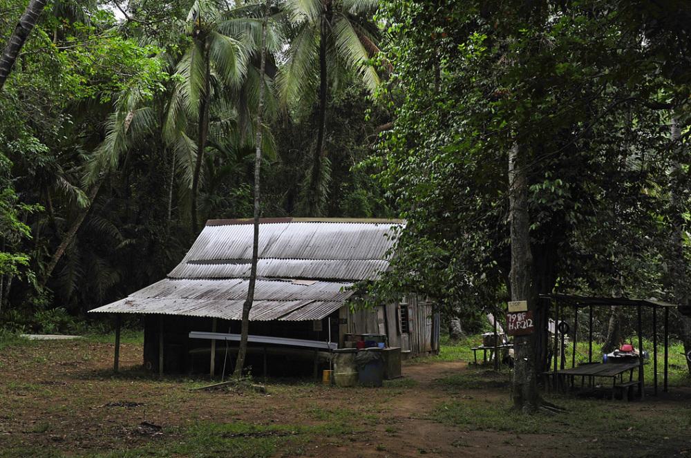 Kampong (Village) House on Ubin Island
