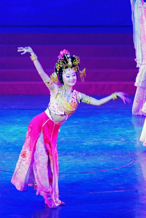 Dance - Tang Dynasty