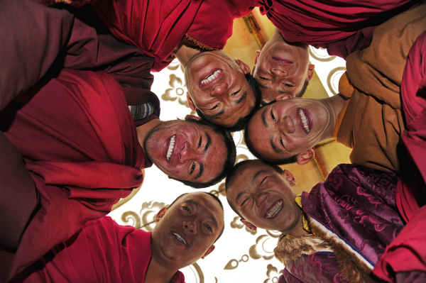 Six Monks