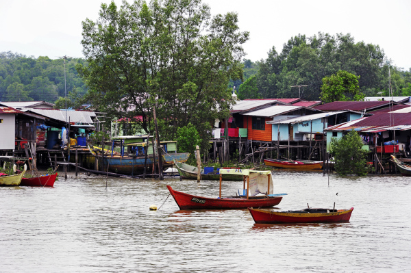 Fishing Village - Kuching