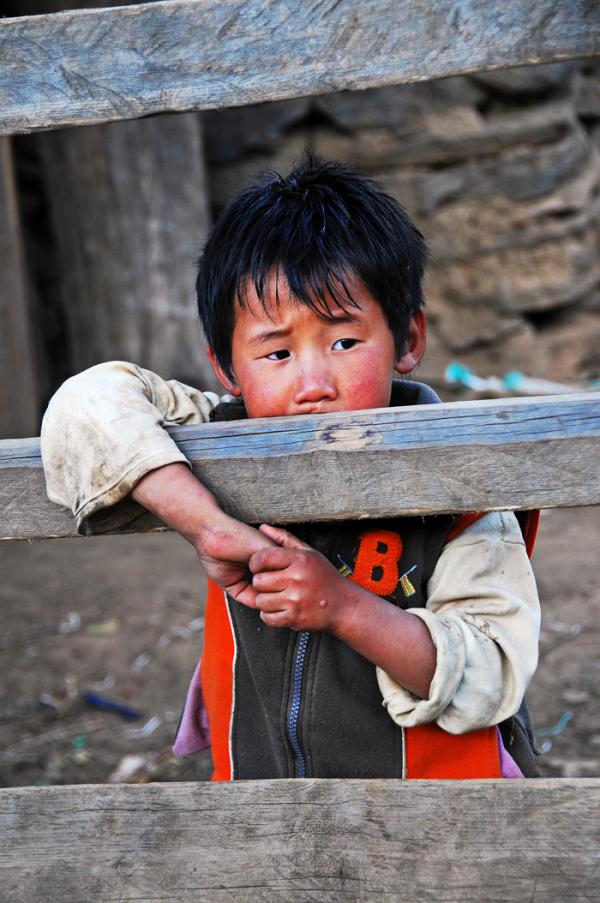 Children of Bhutan 32