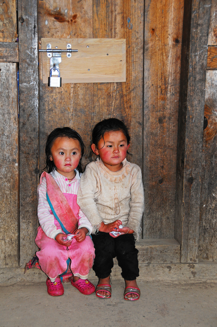 Children of Bhutan #12