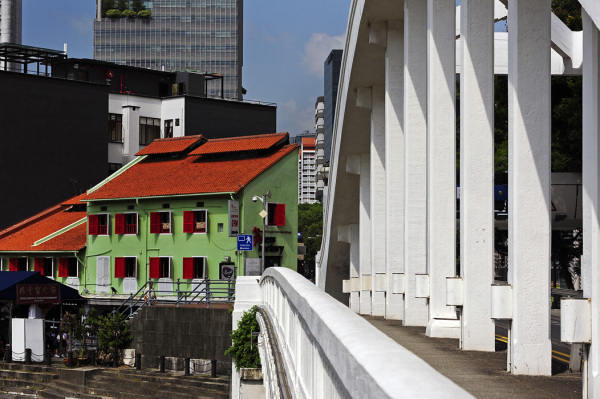 Elgin Bridge - Singapore