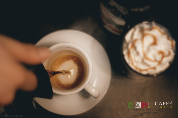 Brewed Coffe