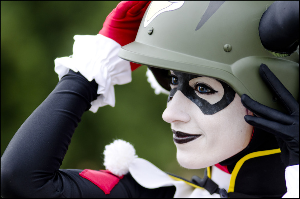 Harley Quinn @Lucca Comics & Games 2012