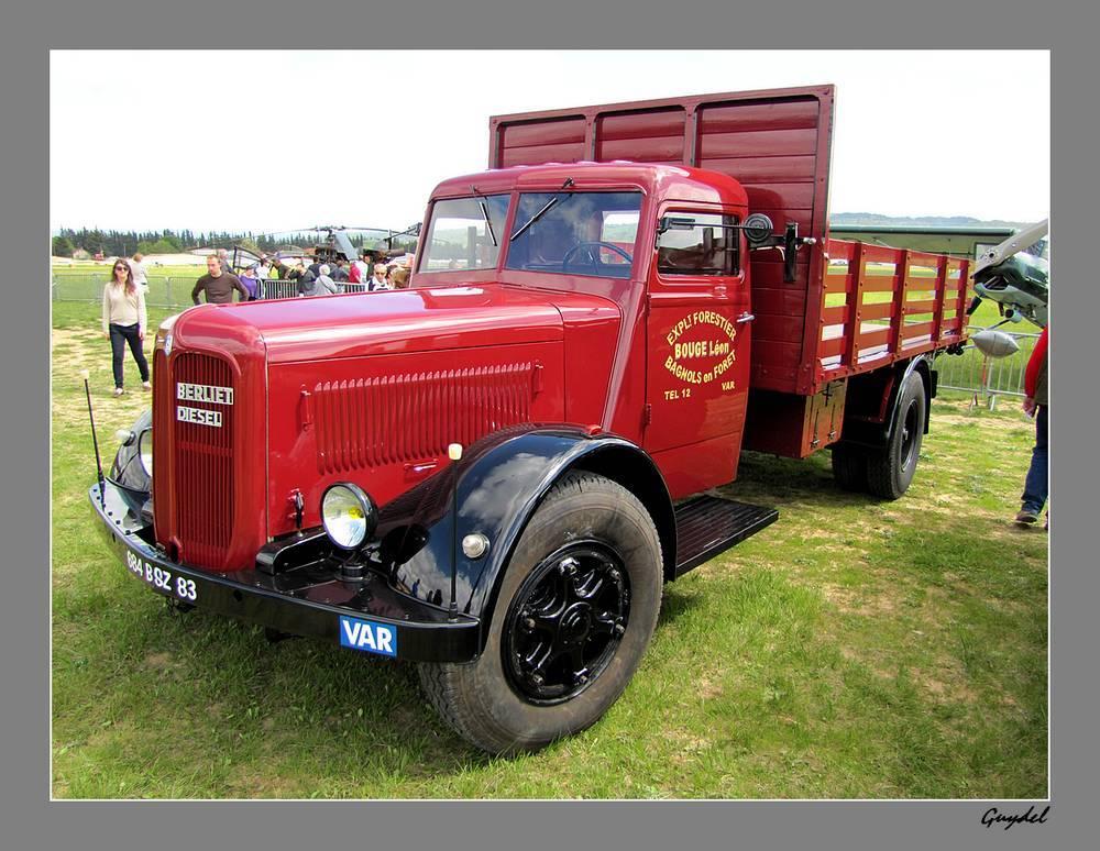 Le Camion de Léon ...