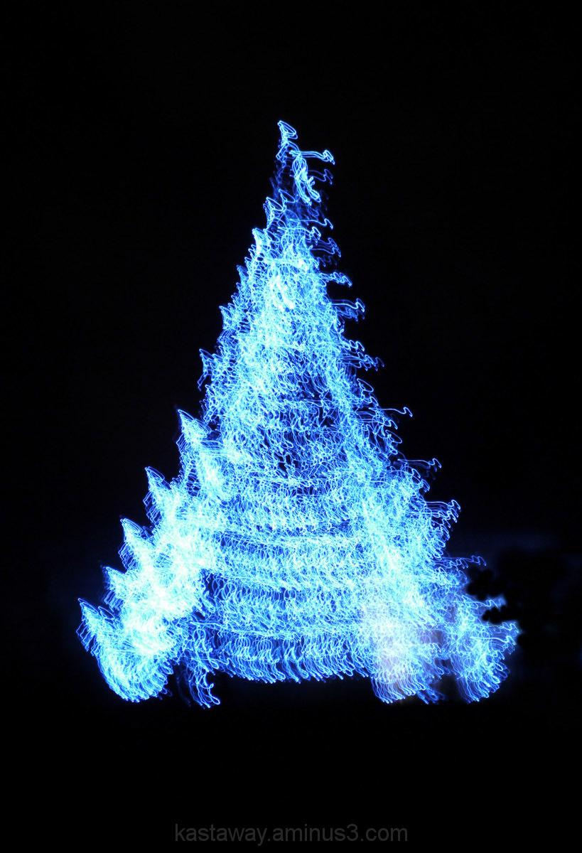 O Christmas Tree ...