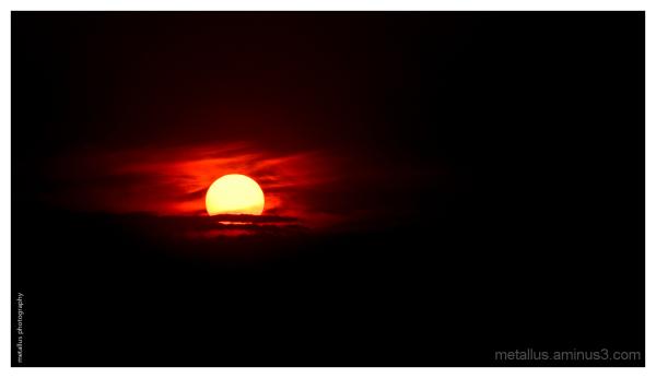 Sunset at Posidi, Halkidiki, Greece 2013