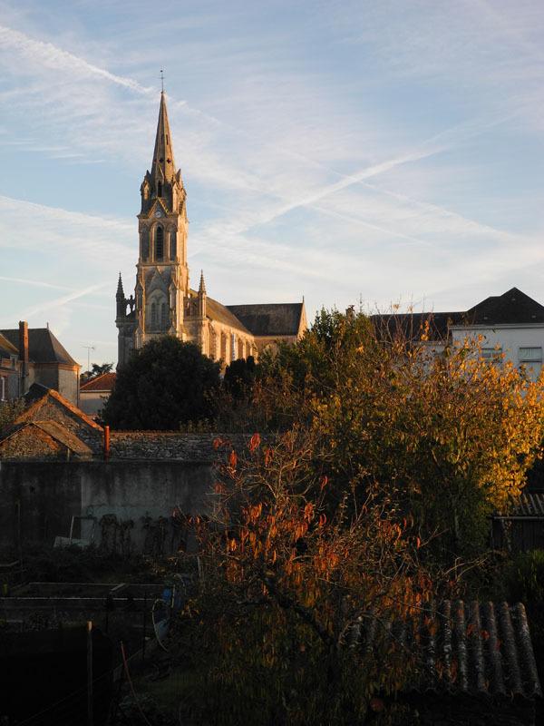 Sunday morning  Early dawning...