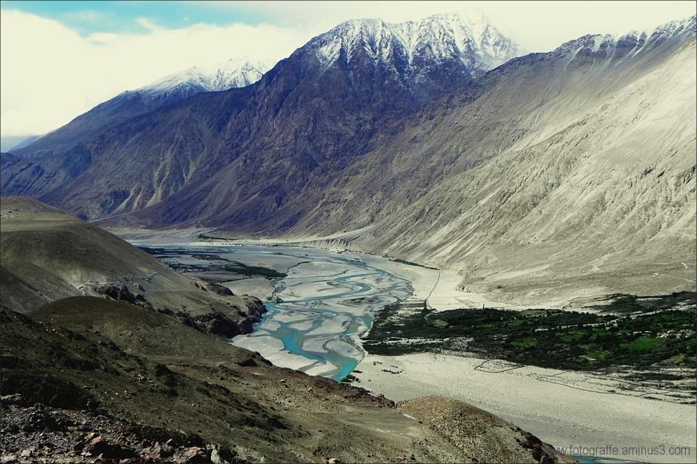 Shyok River Ladakh