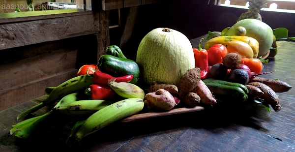 fresh vegetables nature costa rica aaanouel