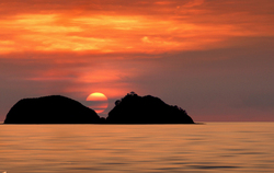 Manuel Antonio Sunset
