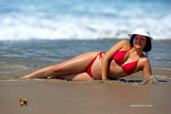 Morèe Espadilla beach Manuel Antonio aaanouel Red