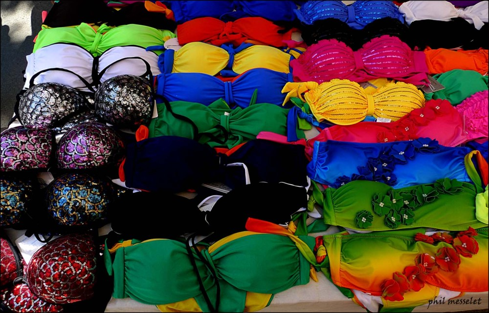 Bonnets and colors