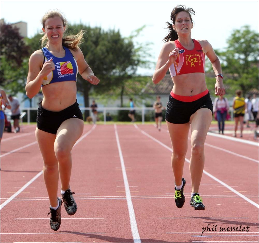 athletisme course filles