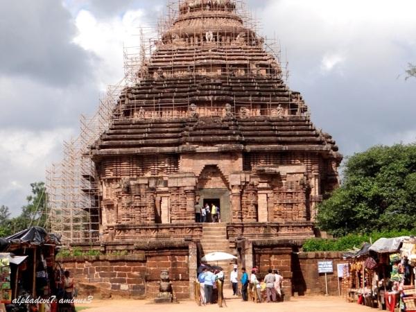 Sun Temple Konark 2