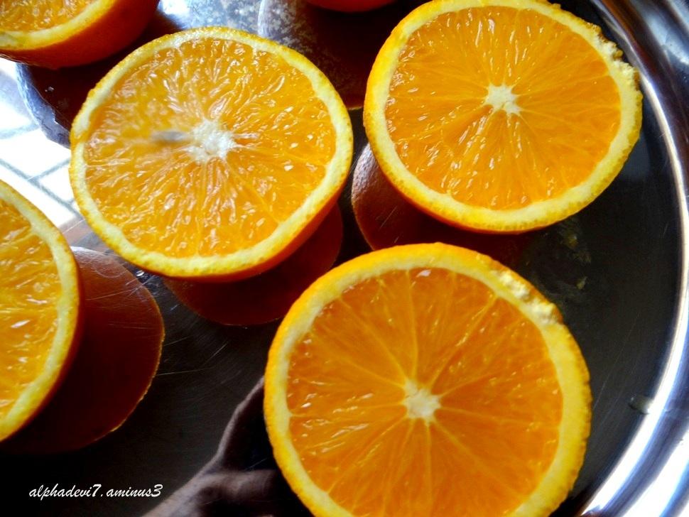 Juice or as it is ?