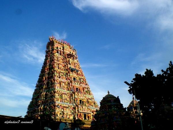 The Kapaleeswara Temple