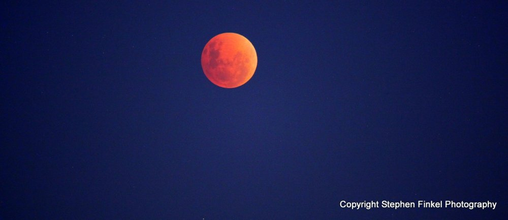15th April Lunar Eclipse