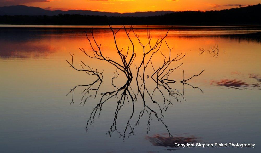 Winter Solstice Sunset Australia