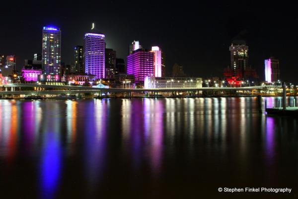 Brisbane G20 Lights