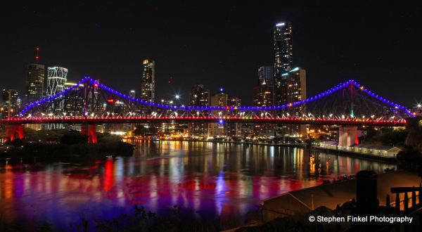 Story Bridge Brisbane City
