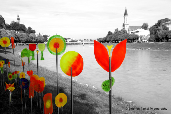 Colours By The River