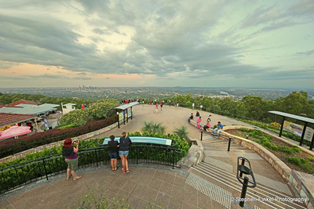 Mt Coot-tha Brisbane
