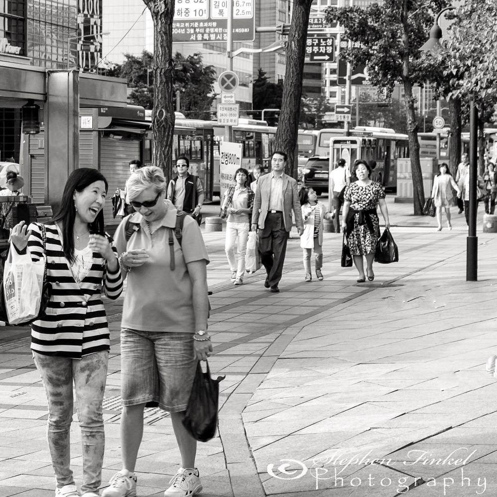 Street Life Seoul