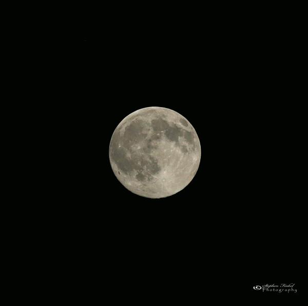 Moon Over Seoul