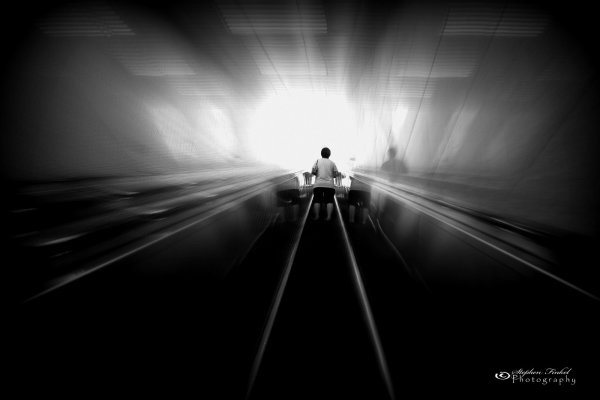 Towards the Light we Travel